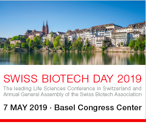 Ahead Therapeutics is going to participate in the SWISS BIOTECH DAY 2019