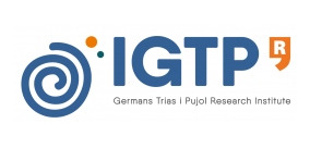 Logotipo IGTP collaborating with Ahead Therapeutics