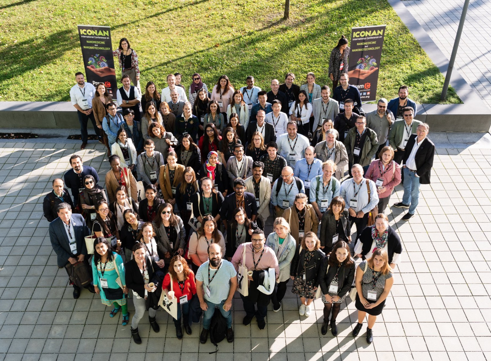 Ahead Therapeutics attended ICONAN 2019 International Conference on Nanomedicine and Nanobiotechnology – ICONAN 16th-18th October