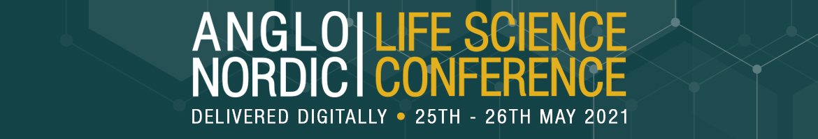 Ahead Therapeutics has been selected to participate in ANGLONORDIC LIFE SCIENCE CONFERENCE -2021- 25-26 May